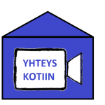 Yhteys kotiin -logo